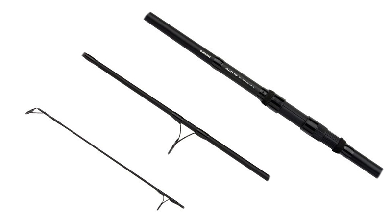 Alivio dx carp rod by shimano