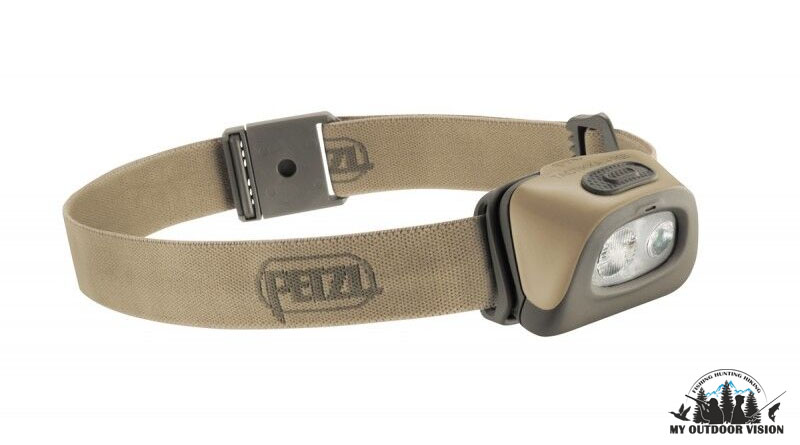 Petzl Tactikka + RGB review